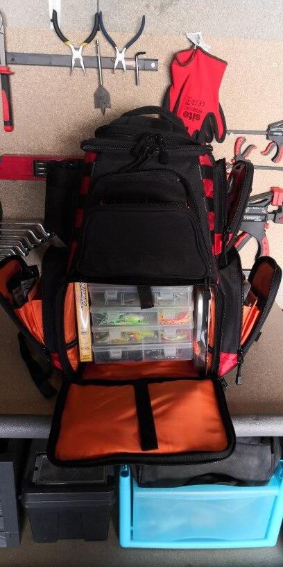 Bolsas de pesca protetor protetor equipamento