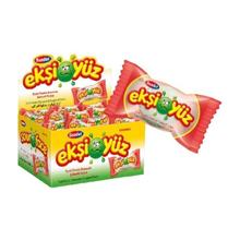 SAADET Ekşiyüz Gum 100 is GREAT CHEAT FOR DELICIOUS SOUR FACES     FREE SHİPPİNG