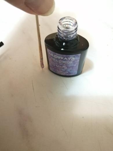 ULOVKAYA Sequins Gel Nail Polish Set Colors Semi-permanent Enamels UV LED Gel Varnish For Manicure Glitter Nail Art Gel Lacquer reviews №2 664966