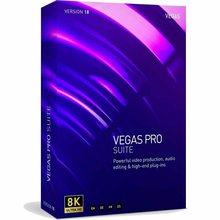 MAGIX Vegas Pro 18 suite et vidéo, montage Audio et effets, académique