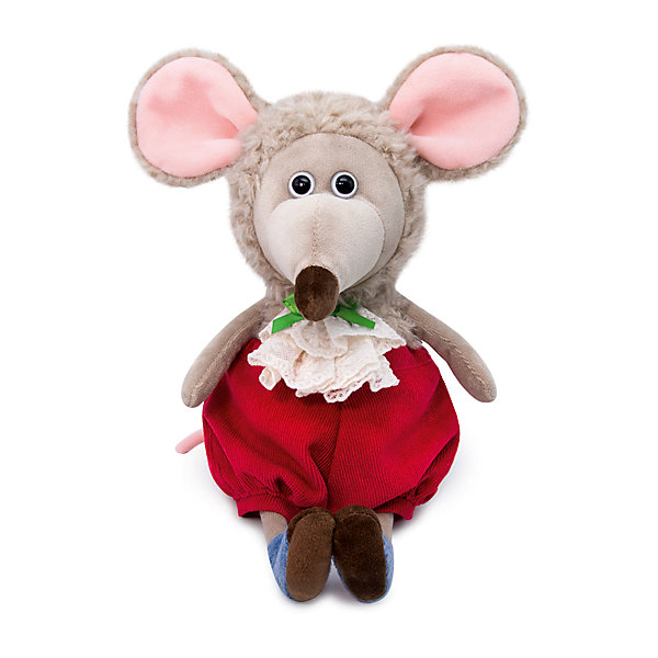 Soft Toy Budi Basa Rat Brad 15 Cm