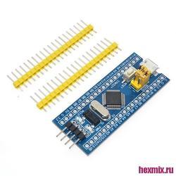 Stm32f103c8t6 debug board