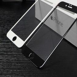Ochronne szkło 10D dla iPhone 6 biały jednorożec  pełna pokrywa  ochraniacz ekranu  szkło hartowane dla iPhone 6.