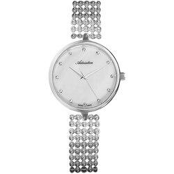 Reloj para mujer a3731.514fq en una pulsera de acero mineral de cristal con luz solar