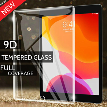 Tempered Glass For 2017 2018 9.7 10.2 Air 1 2 3 Screen Protector Shockproof 9H mini 4 5 Protective Film Pro 11 10.5 tablet tempered glass for microsoft surface 3 pro 3 pro 4 pro 5 6 7 12 3 go 2 10 1 10 5 cover protective film tablet screen protector
