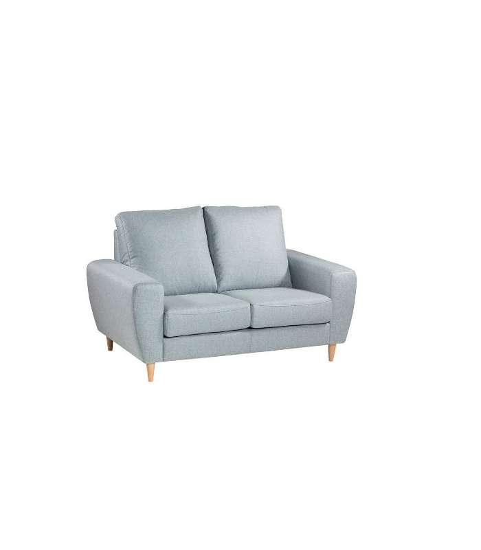 Sofa Two Seater Blue.