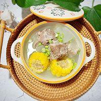 #福气年夜菜#养生排骨玉米冬瓜汤的做法图解5