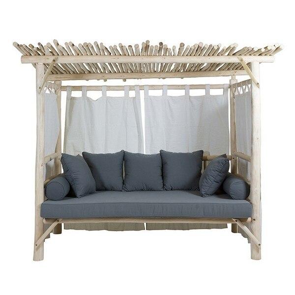 Garden Day Bed (250 X 180 X 204 Cm)