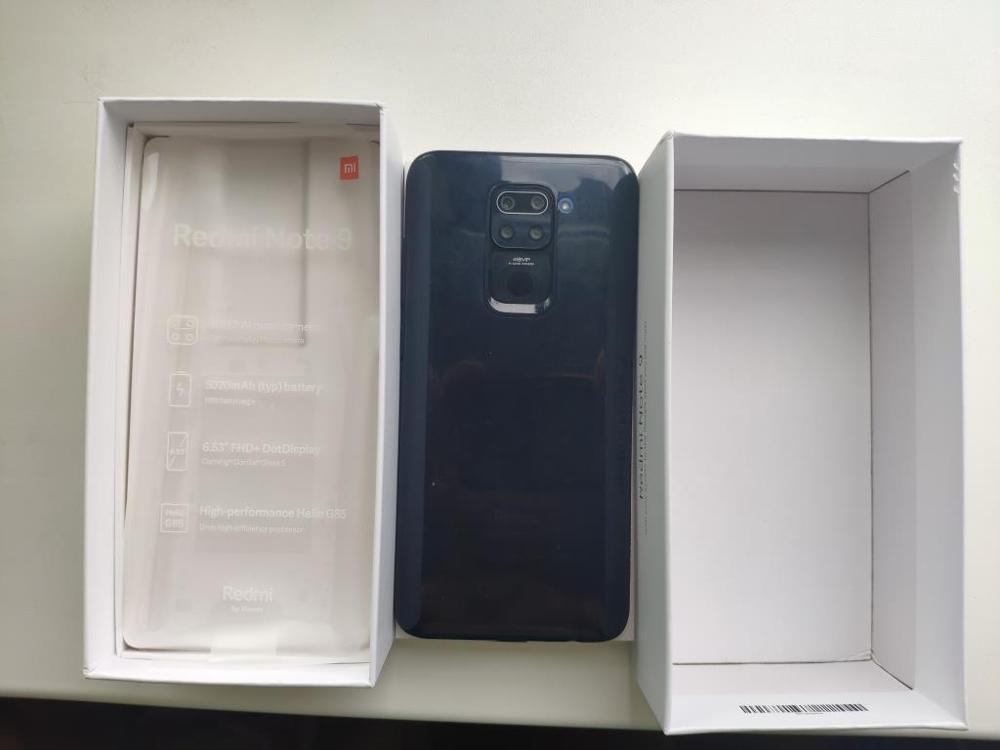 Смартфон Xiaomi Redmi Note 9
