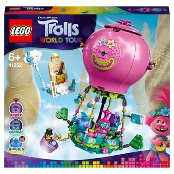 Конструктор LEGO Trolls Путешествие Розочки на воздушном шаре 2
