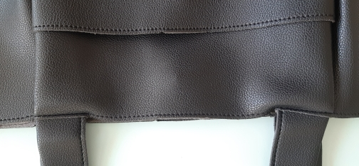 Women's PU Leather Shoulder Bag photo review