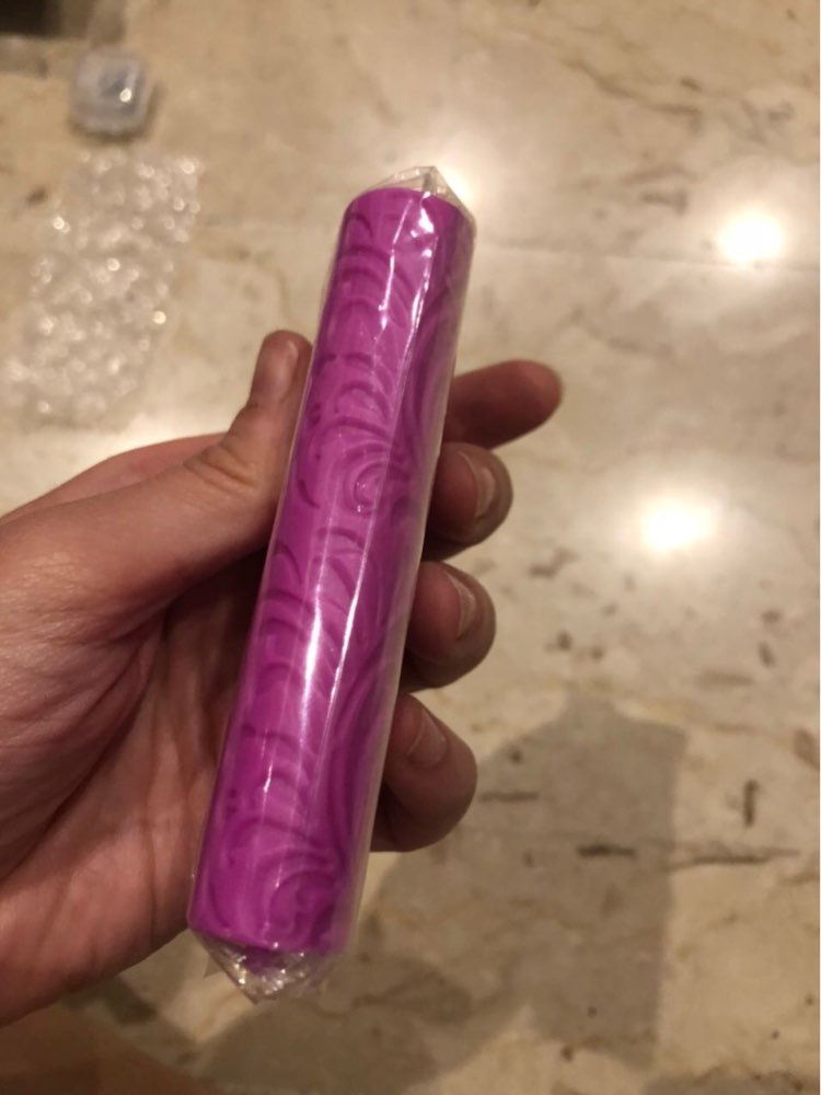 Purple Fondant Rolling Pin photo review