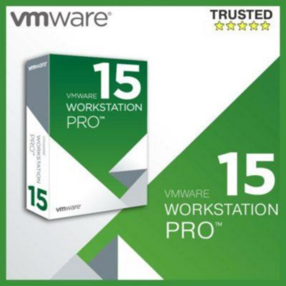 Estação de trabalho vmware 15 pro/1 dia de envio/ativação global|Limpeza de Computadores| - AliExpress