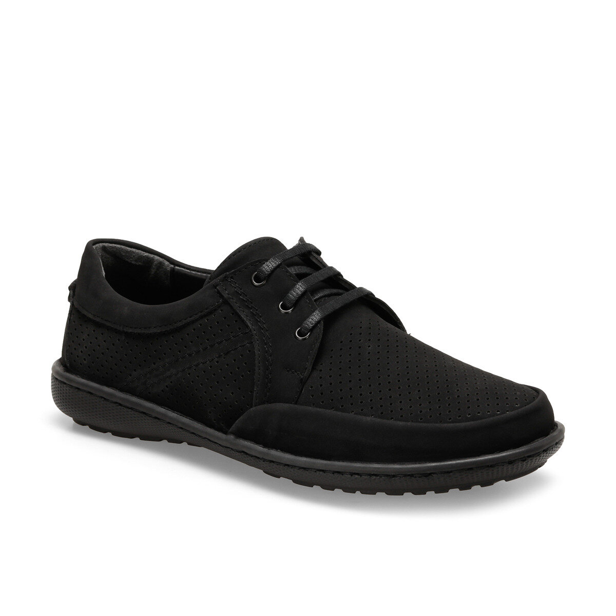 FLO ZMRT-6 C Black Men 'S Classic Shoes Flexall