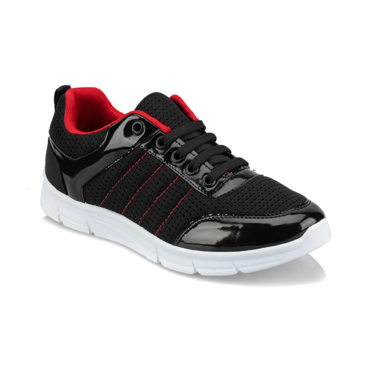 FLO 92.314825.Z Black Women Sneaker Polaris