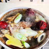 来碗鸡汤暖暖胃吧的做法图解4