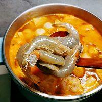 """鲜味减脂火锅#美食说出""""新年好""""#的做法图解17"""