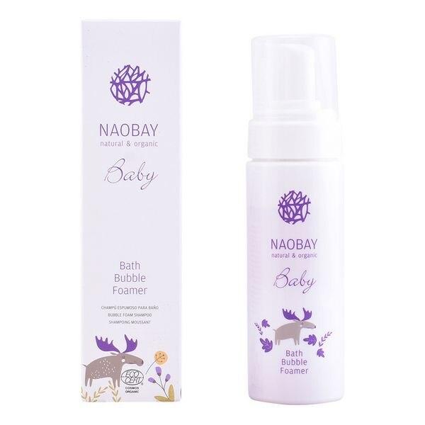 Soft Shampoo Baby Bubble Naobay (150 Ml)