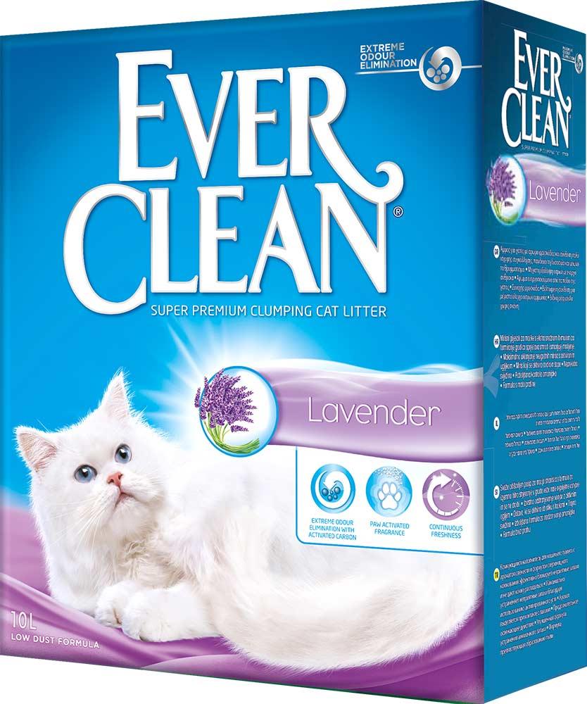 Ever clean lavender filler ...