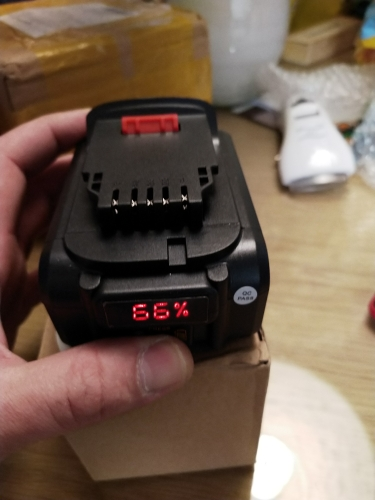 -- Compatível Dewalt Baterias