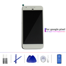 NEW For 1920x1080 HTC Nexus S1 Google Pixel LCD Display Touch Screen Digitizer Assembly Replacement 5.0