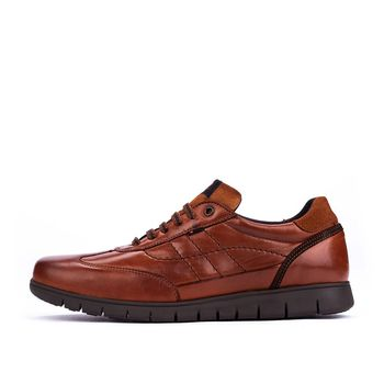Kartamo Messina leather shoes men casual lace-up 40 EU