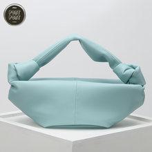 Новинка 2020 модная сумка хобо женская на плечо для женщин дизайнерская