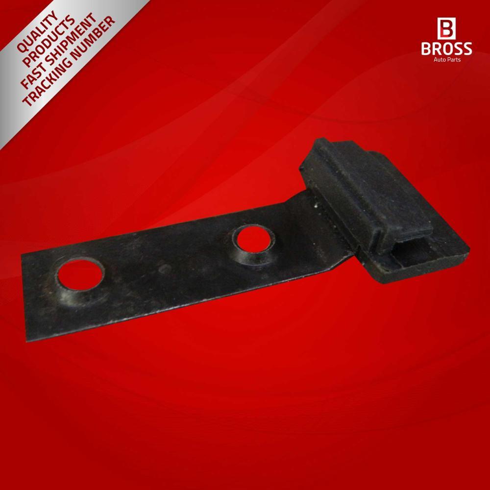 Bross BSR506 サンルーフシェードスライダークリップサンルーフシェードスライダーハンドルレバーため E46 2003-2006: 54137134516