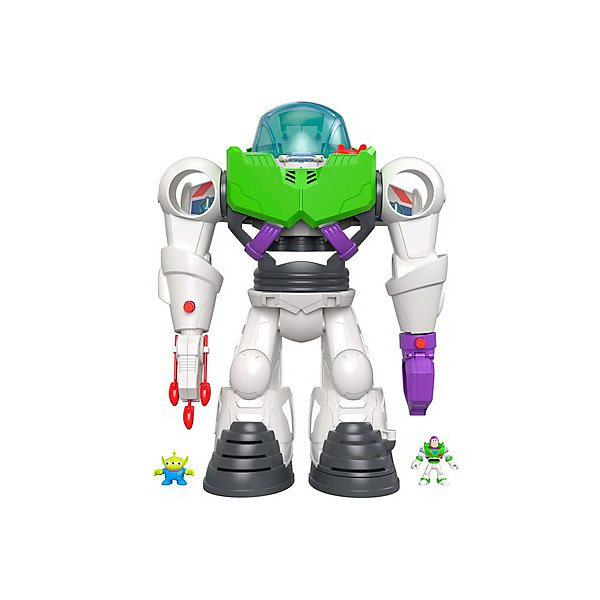 Robot Imaginext toy Story 4: Buzz Lightyear""