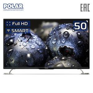Telewizor LED POLAR P50L21T2SCSM elektroniki użytkowej domowe Audio urządzeń wideo Smart TV 5055InchTv