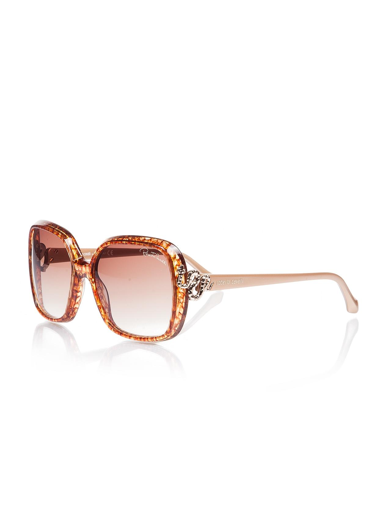 Women's sunglasses rc 1016 50f bone Brown organic 58-roberto cavalli