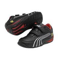 Çocuk spor ayakkabı Drift kedi 4 L SF NM siyah boyutu 28 -