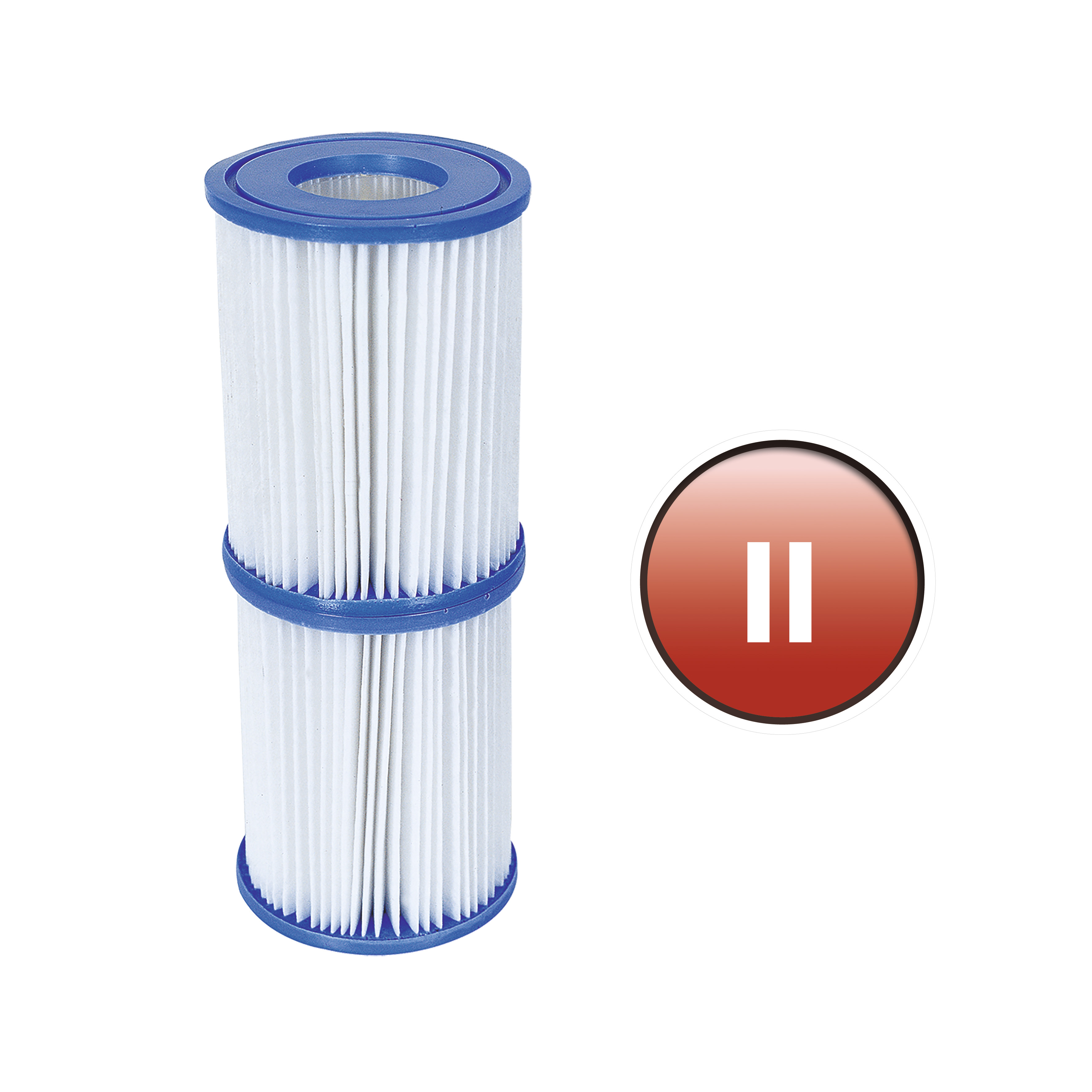 Cartridge Filter II Bestway, 10,6 х13,6 Cm (II), Item No. 58094
