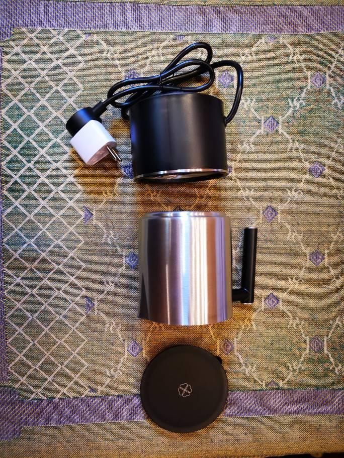 -- Cappuccino Elétrico Quente