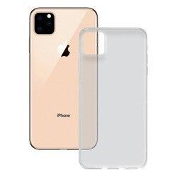 Pokrowiec na telefon Iphone 11 kontakt Flex TPU przezroczysty