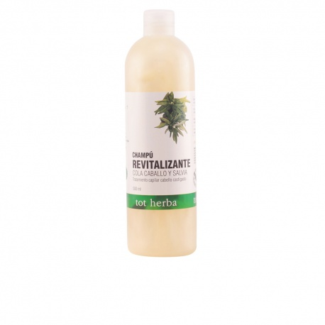 SHAMPOO REVITALIZING TAIL OF HORSE AND SAGE 500ML