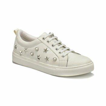 FLO 18S-BUTIGO-003 białe buty damskie BUTIGO tanie i dobre opinie Trzciny