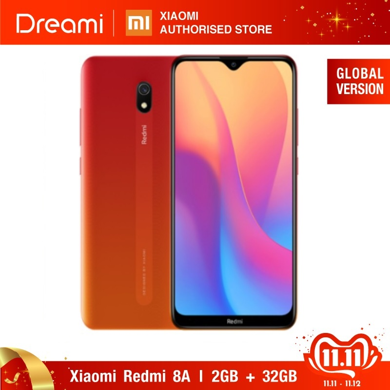 Global Version Xiaomi Redmi 8A 32GB ROM 2GB RAM (LATEST ARRIVALS!!) 8a 32gb-in Cellphones from Cellphones & Telecommunications
