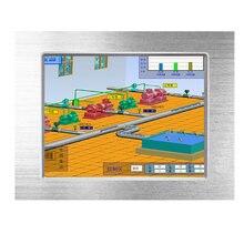 84 дюймовые сенсорные экраны промышленные панели ПК 2*10/100/1000