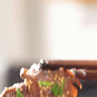 日式平底锅烤肉   清新爽口的做法图解5