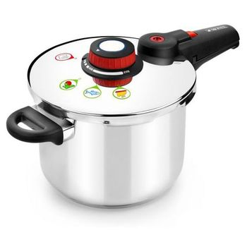 Pressure cooker Monix M790001 4 L Stainless steel