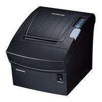 Bixolon Label Printer SRP-350III Usb Zwart