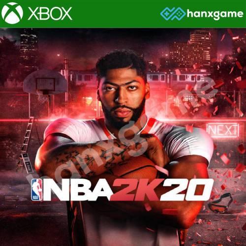 NBA 2 K20 Standard Edition (Xbox One) - CD ключ-быстрая доставка