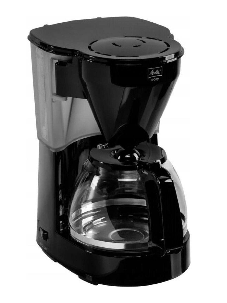 Drip coffee maker Melitta EASy II, Black