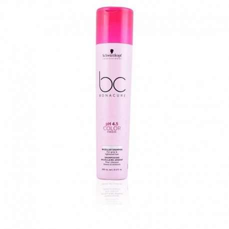 BONACURE PH MAY 4 CF SHAMPOO SILVER 250