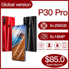 Versão global hawei p30 pro 8gb 256gb 5g smartphone 6.3 polegada mtk 6595 10 núcleo 4g rede telefones celulares android 9.1 celular