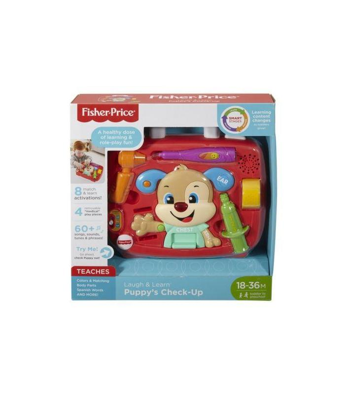Briefcase Puppy Small Doctor With Sounds Toy Store