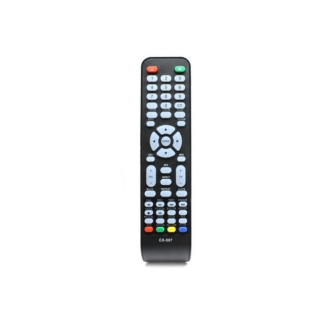 Remote for TV REMOTE CONTROL Erisson CX-507, Erisson 19LEE01, Akai LEA-19E17P, Hyunday H-LED15V13 LCD TV Helix, telefunken, DNS