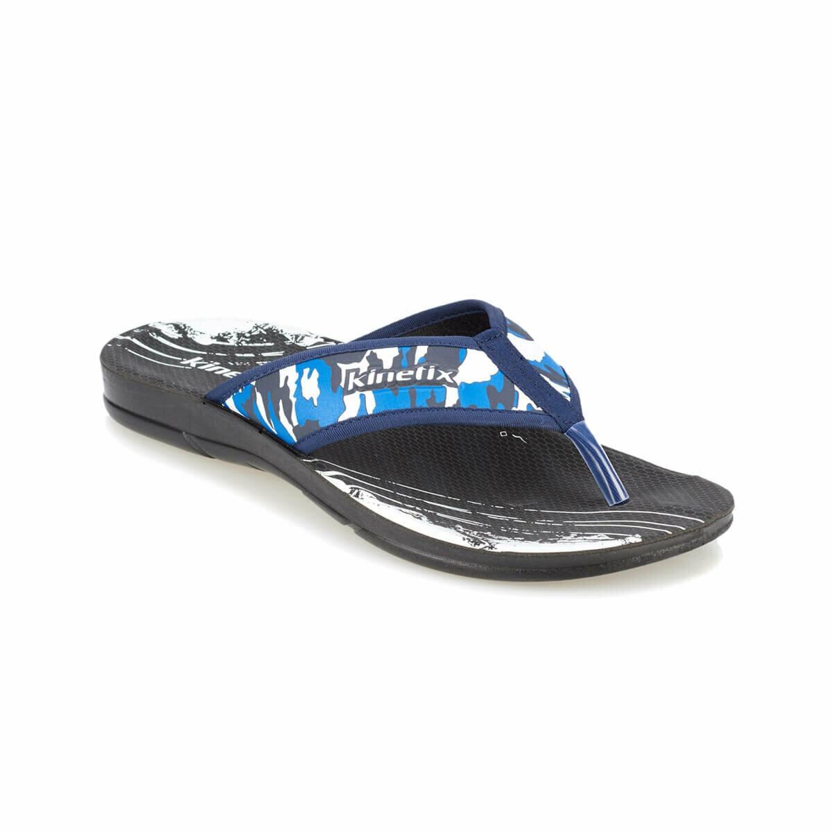FLO MEDELIN Navy Blue Male Slippers KINETIX