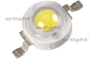 020652 High Power LED ARPL-1W-EPS33 Warm White ARLIGHT 50-pcs